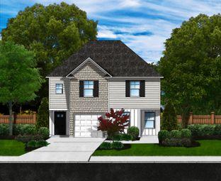 Daytona C1 - Champions Village at Cherry Hill: Pendleton, South Carolina - Great Southern Homes