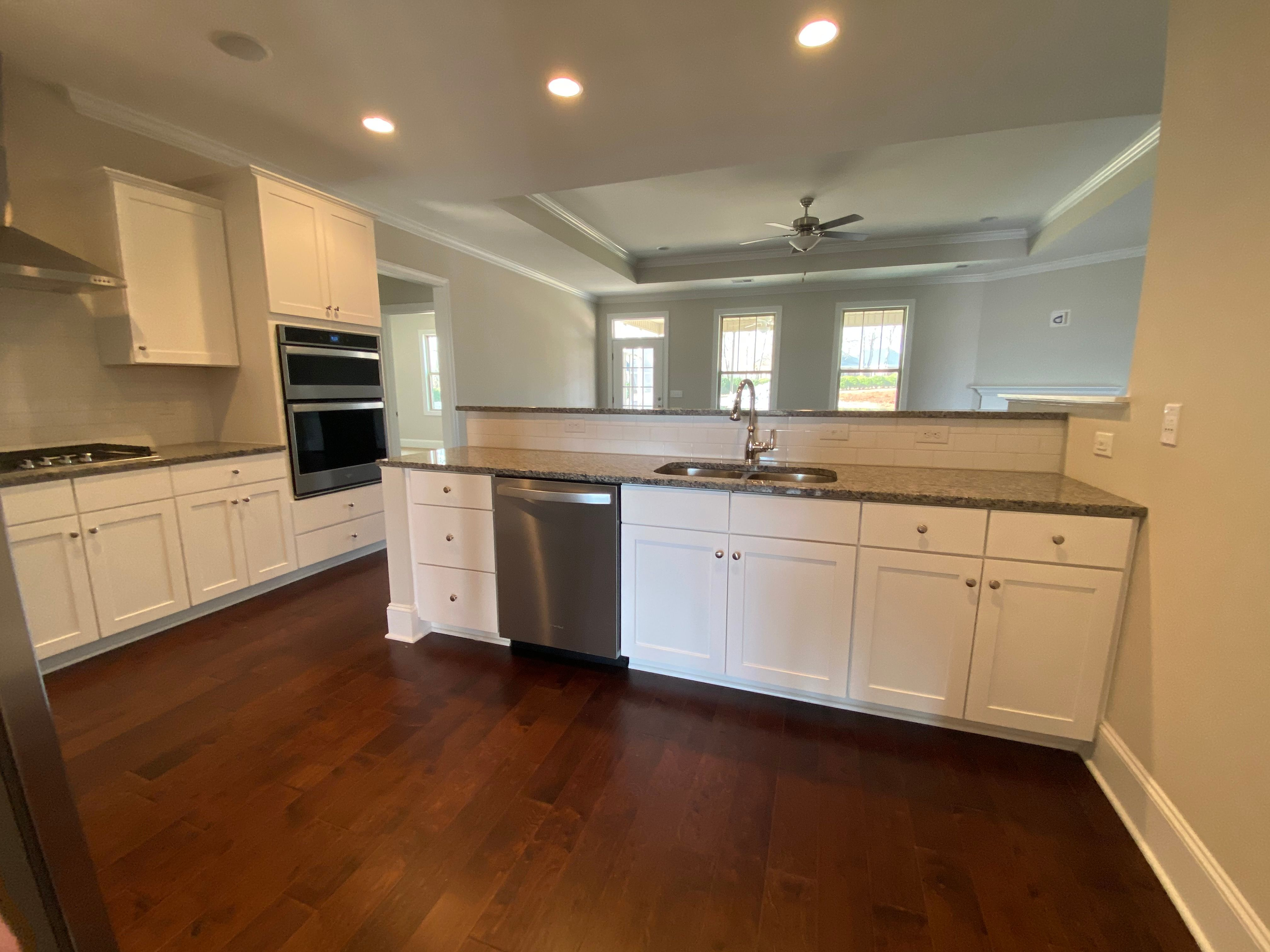 Kitchen featured in the Edisto II C6 By Great Southern Homes in Greenville-Spartanburg, SC