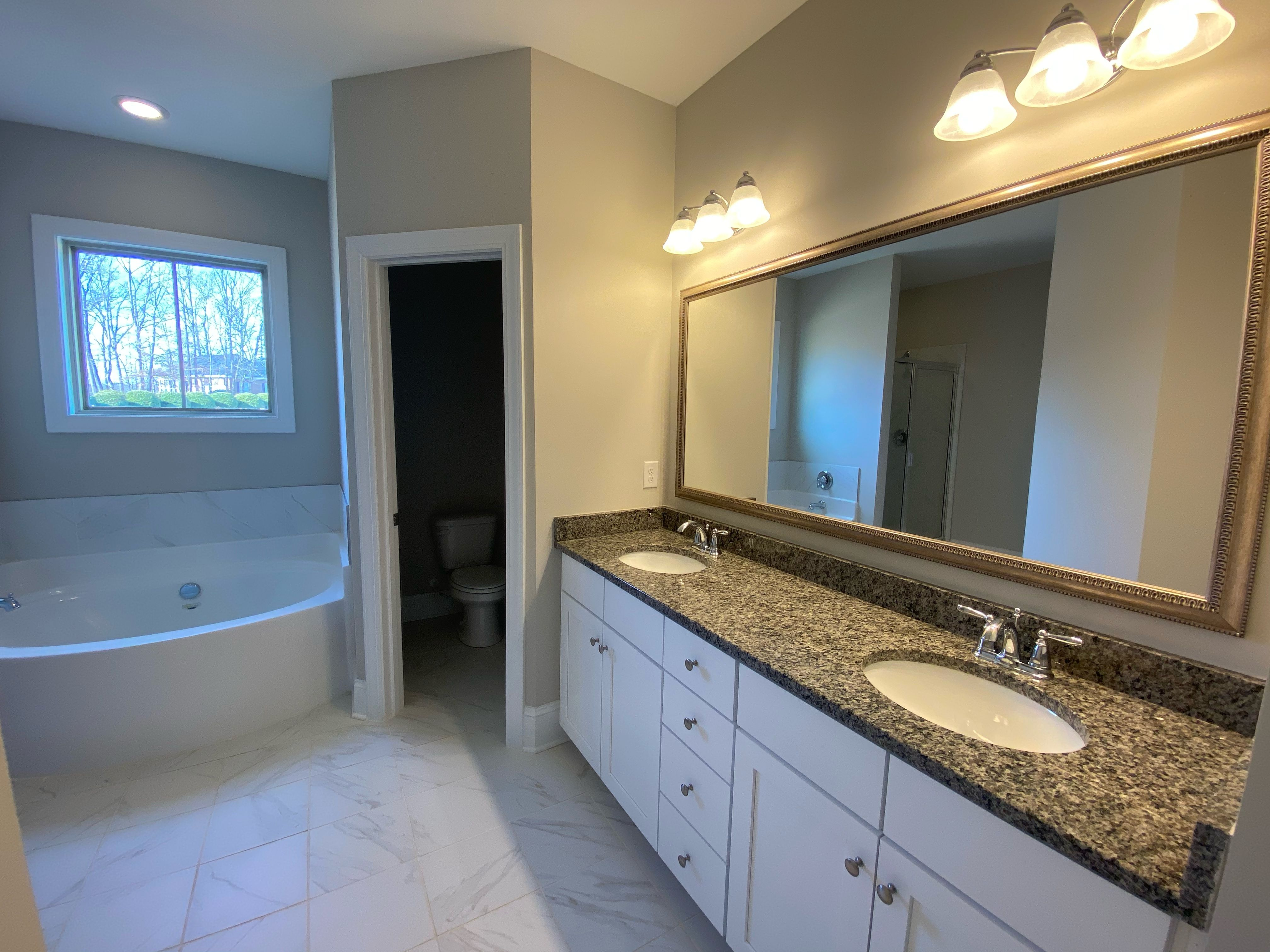 Bathroom featured in the Edisto II C6 By Great Southern Homes in Greenville-Spartanburg, SC