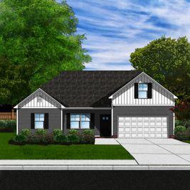 Dillon A - Harvest Glen: Piedmont, South Carolina - Great Southern Homes