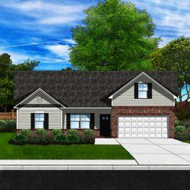 Dillon B2 - Harvest Glen: Piedmont, South Carolina - Great Southern Homes