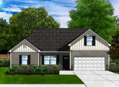 Dillon A6 - Harvest Glen: Piedmont, South Carolina - Great Southern Homes