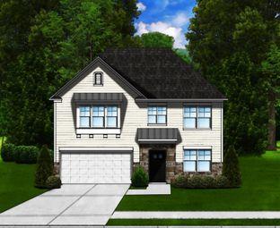 Porter E - Cassique: Lexington, South Carolina - Great Southern Homes