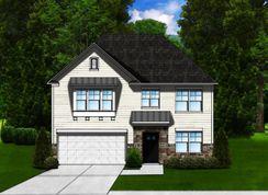 Porter E - Winterbrook: Fountain Inn, South Carolina - Great Southern Homes