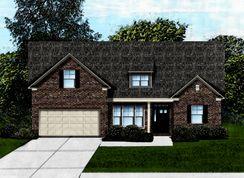 Carol A4 - Braemar Knoll: Greer, South Carolina - Great Southern Homes