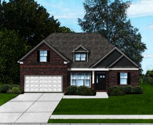 Carol B4 (4 Sides Brick) - Pawleys Plantation: Pawleys Island, South Carolina - Great Southern Homes