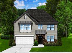 Porter II E - Livingston Place: Irmo, South Carolina - Great Southern Homes