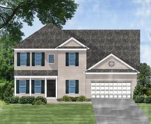 Sonoma A - Piper Glen: Pendleton, South Carolina - Great Southern Homes