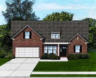 Carol A2 (Brick Front) - Piper Glen: Pendleton, South Carolina - Great Southern Homes
