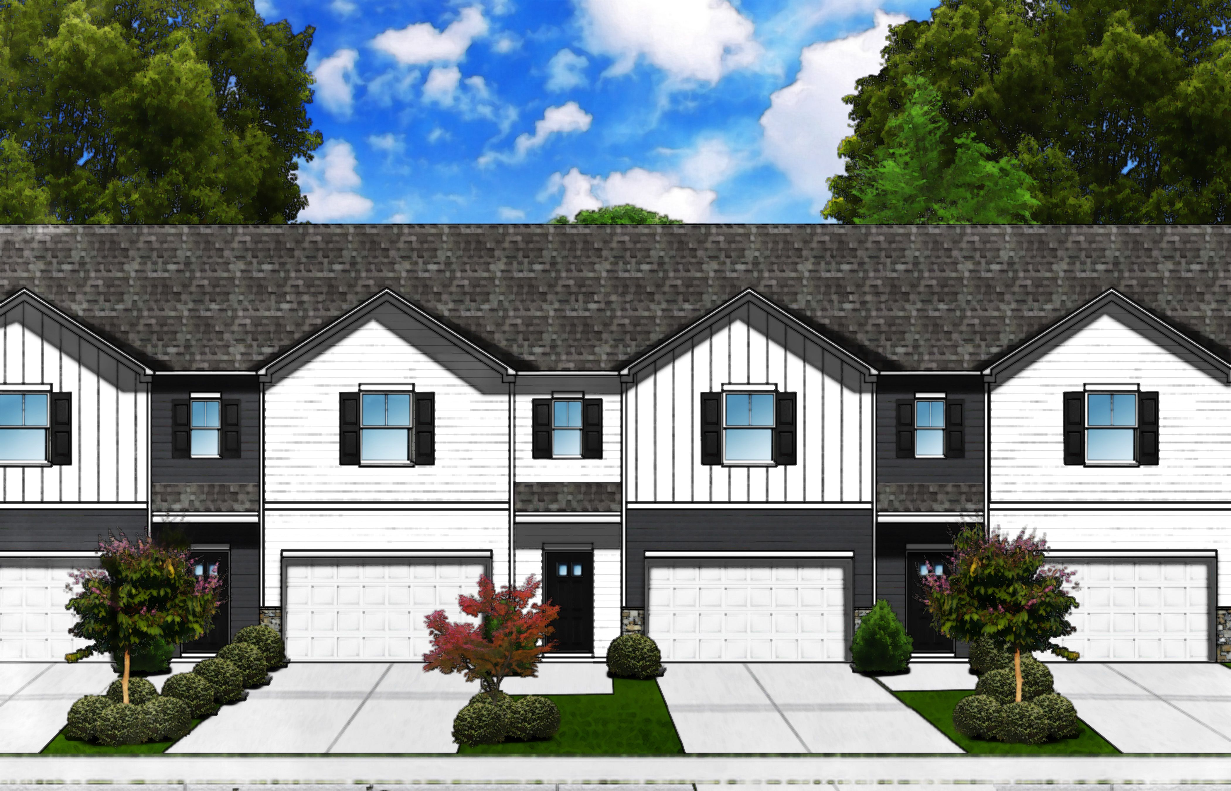 Exterior featured in the Meritage (Interior) By Great Southern Homes in Sumter, SC