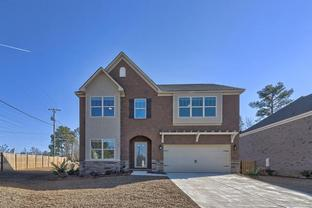Porter II E - Rocky Ridge: Seneca, South Carolina - Great Southern Homes