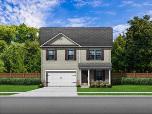 Bentgrass A - Bramblewood: Camden, South Carolina - Great Southern Homes