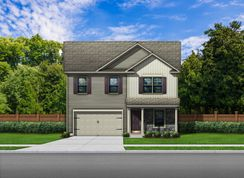 Bentgrass B - Harvest Glen: Piedmont, South Carolina - Great Southern Homes