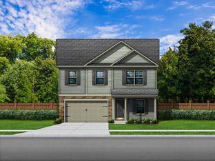 Bentgrass C - Harvest Glen: Piedmont, South Carolina - Great Southern Homes