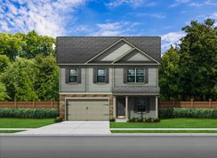 Bentgrass C - Walnut Creek: Elgin, South Carolina - Great Southern Homes