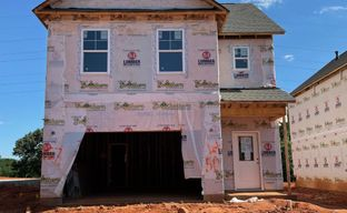 Highland Park by Great Southern Homes in Greenville-Spartanburg South Carolina