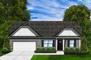 Wisteria B - Cypress Glen: Chapin, South Carolina - Great Southern Homes