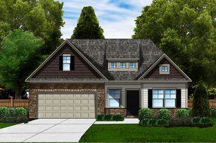 Dahlia C - Brookstone: Lexington, South Carolina - Great Southern Homes