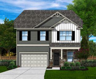 Bentcreek B - Braemar Knoll: Greer, South Carolina - Great Southern Homes