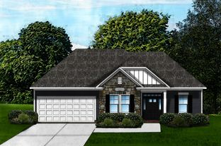 Aster C - Cypress Glen: Chapin, South Carolina - Great Southern Homes