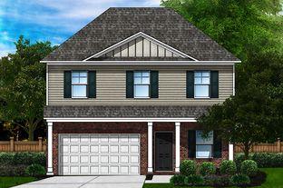 Bentcreek E - Rocky Ridge: Seneca, South Carolina - Great Southern Homes