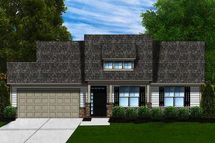 Olivia II C - Harvest Glen: Piedmont, South Carolina - Great Southern Homes