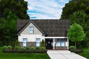 Corsica D - Wild Wing Plantation: Conway, South Carolina - Great Southern Homes