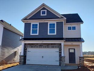 Crestfall A - Wren Point: Pendleton, South Carolina - Great Southern Homes