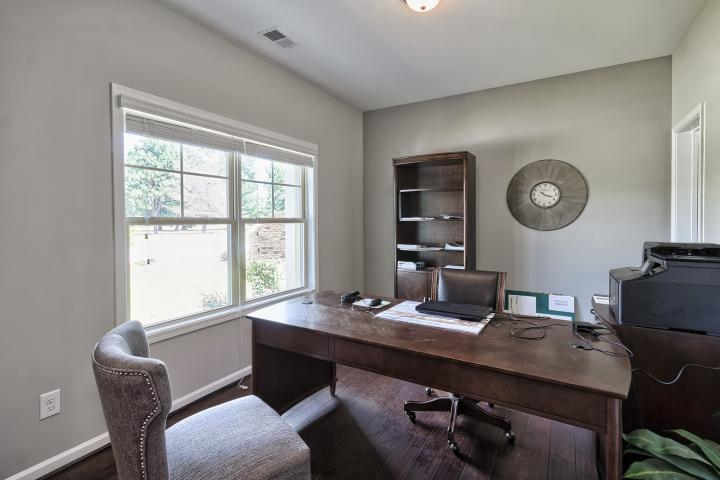Living Area featured in the Bradley II D By Great Southern Homes in Sumter, SC