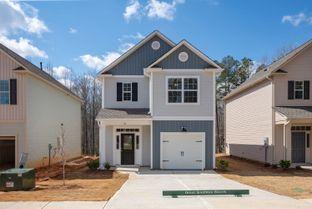 Pritchard B - Highland Park: Easley, South Carolina - Great Southern Homes