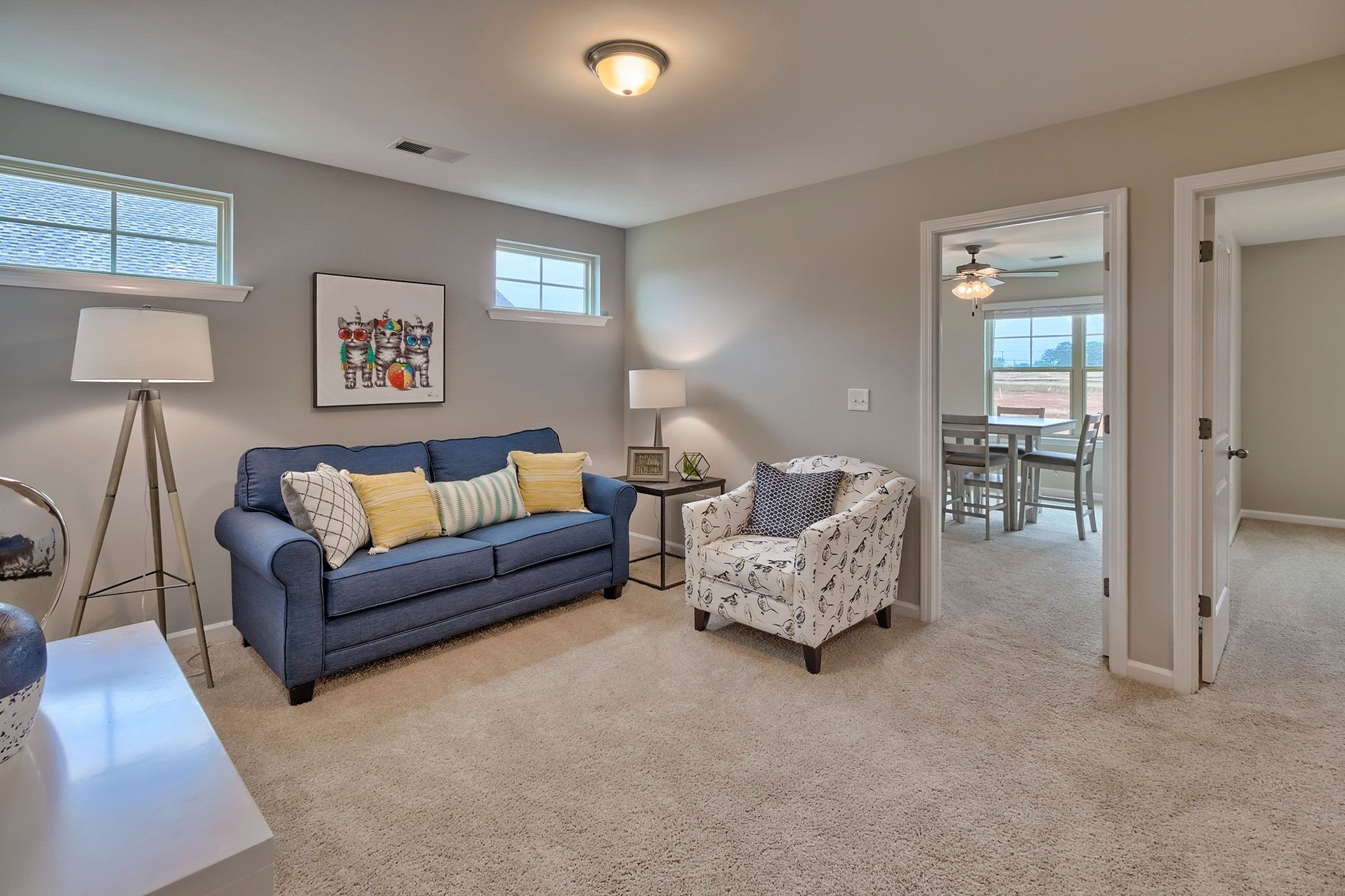 Living Area featured in the Bentcreek H By Great Southern Homes in Sumter, SC