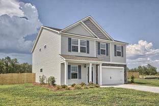 Bentgrass A - Autumn Woods West: Lexington, South Carolina - Great Southern Homes