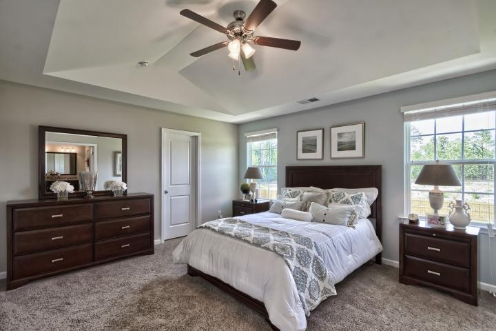 Bedroom featured in the Bentgrass A By Great Southern Homes in Columbia, SC