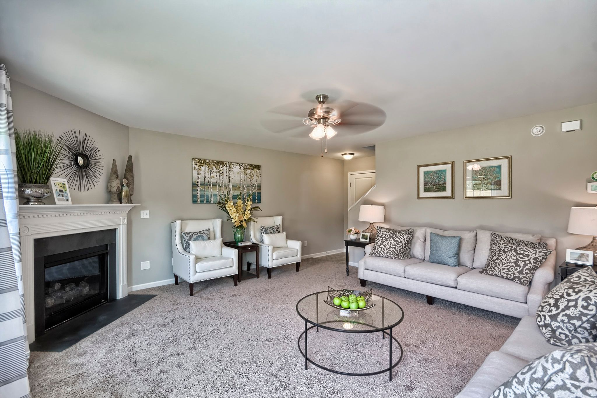 Living Area featured in the Bentgrass F By Great Southern Homes in Sumter, SC