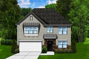 Porter II E - Grissett Landing: Conway, South Carolina - Great Southern Homes