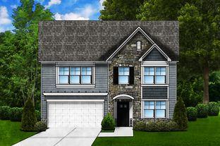 Porter II F - Cypress Glen: Chapin, South Carolina - Great Southern Homes