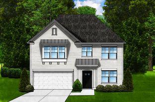 Porter II K - Timber Ridge: Longs, South Carolina - Great Southern Homes