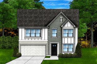 Porter II L - Timber Ridge: Longs, South Carolina - Great Southern Homes