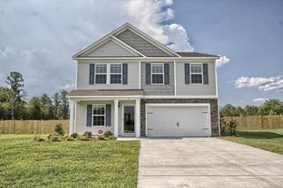Bentgrass B - Autumn Woods West: Lexington, South Carolina - Great Southern Homes