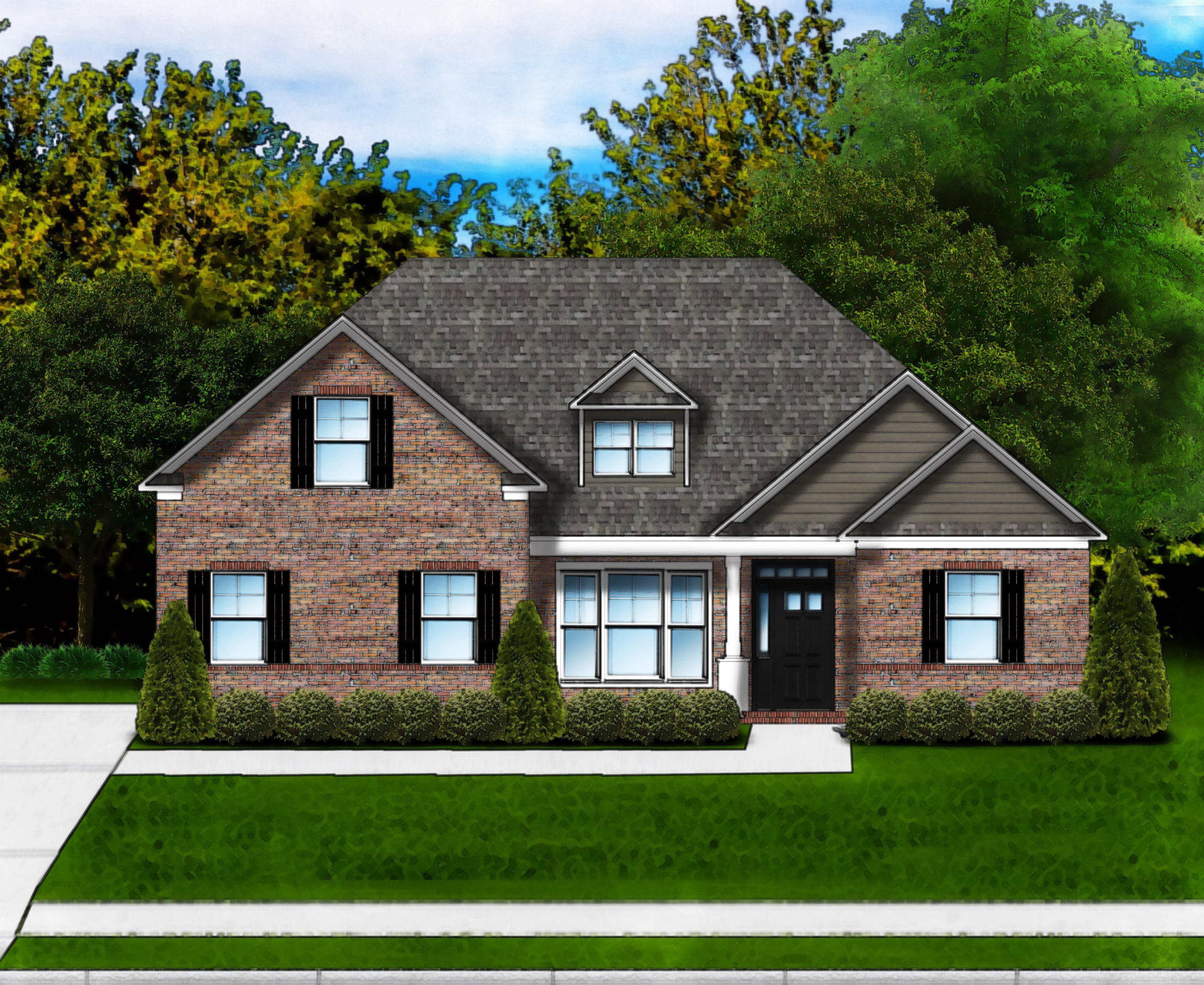 Exterior featured in the Carol B4 SL By Great Southern Homes in Florence, SC