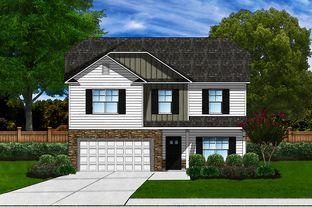 Bradley II C - Belvedere: Pendleton, South Carolina - Great Southern Homes