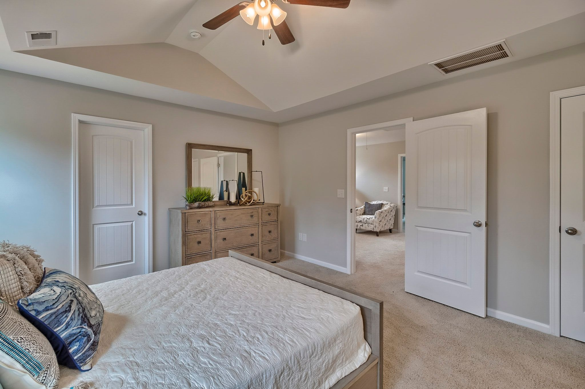 Bedroom featured in the Bentcreek B By Great Southern Homes in Columbia, SC