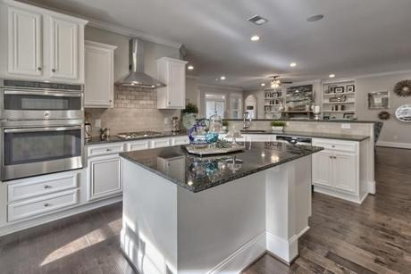 Kitchen-in-Magnolia B-at-Beach Forest-in-Sumter