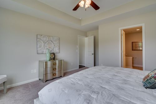 Bedroom-in-Vancouver Townhome-at-Vancouver Station at Trolley Run-in-Aiken