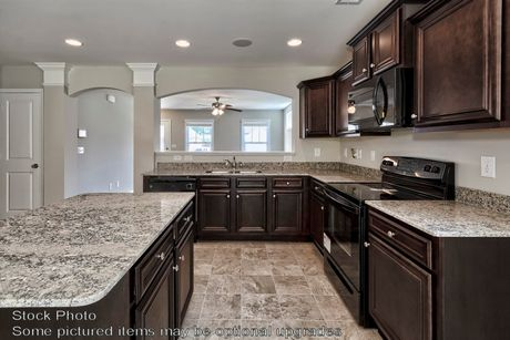 Kitchen-in-Buckley A-at-Blythewood Crossing-in-Blythewood