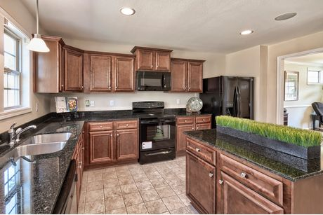 Kitchen-in-Davenport B-at-Pocalla Springs-in-Sumter