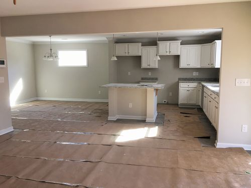 Kitchen-in-Bentgrass D-at-Hidden Cove-in-Chapin