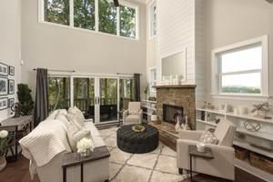 homes in North Point Ridge by Greentech Homes LLC