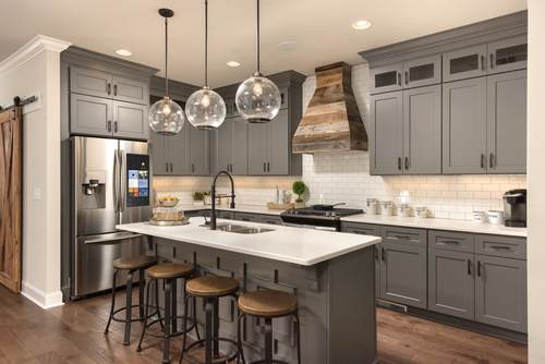 Kitchen-in-The Everglade-at-North Point Ridge-in-Chattanooga
