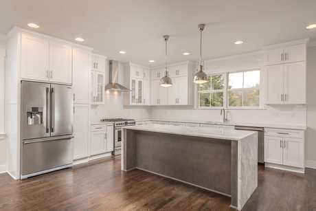 Kitchen-in-The Rainsford-at-Northshore Heights-in-Chattanooga